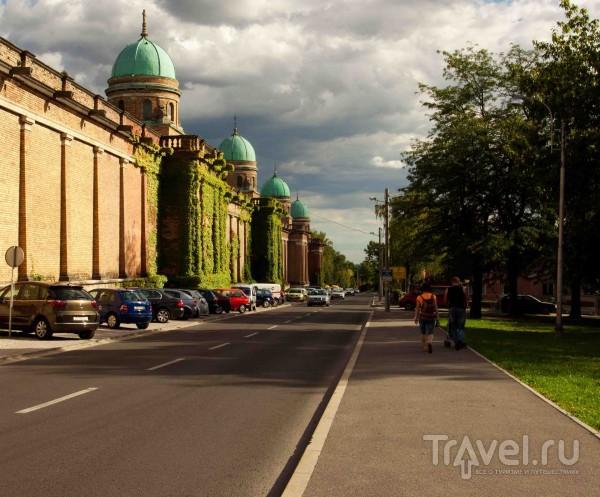В Хорватию на авто из Москвы. Загреб / Хорватия