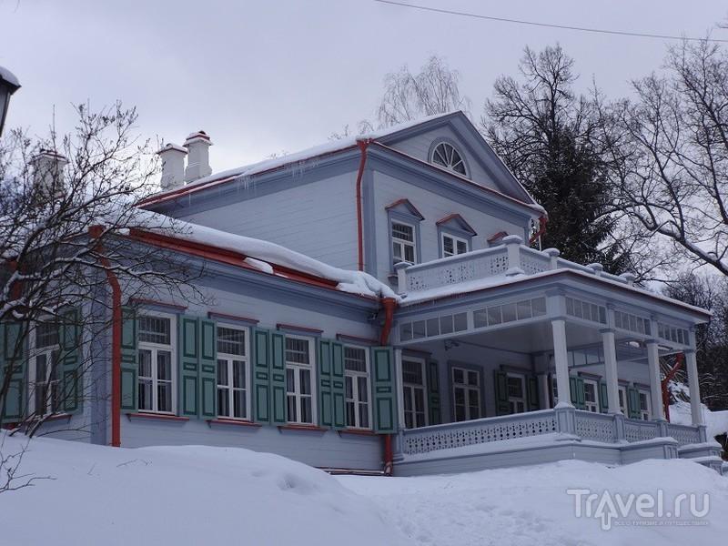 Усадьба Абрамцево / Россия
