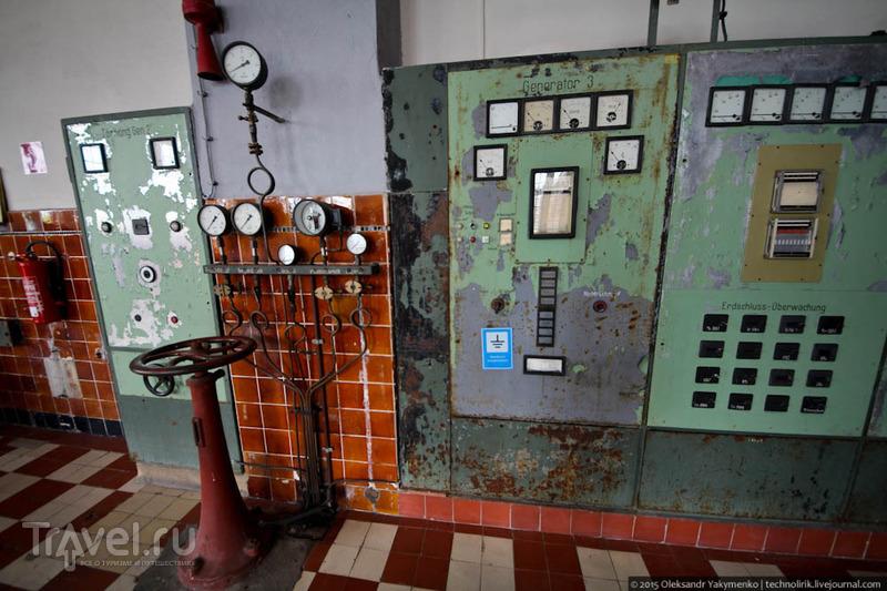 Energiefabrik Knappenrode - жемчужина индустриального ландшафта Верхней Лужицы / Германия