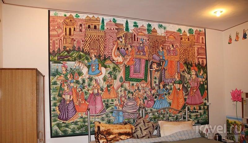 Индия. Империя неадекватных нищих. Пушкар (Pushkar) / Индия