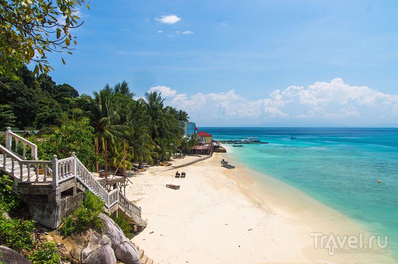 """Перхентианские острова. Малайзийское """"Баунти"""" / Фото из Малайзии"""