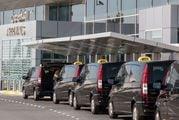 Стоянка такси в аэропорту Абу-Даби