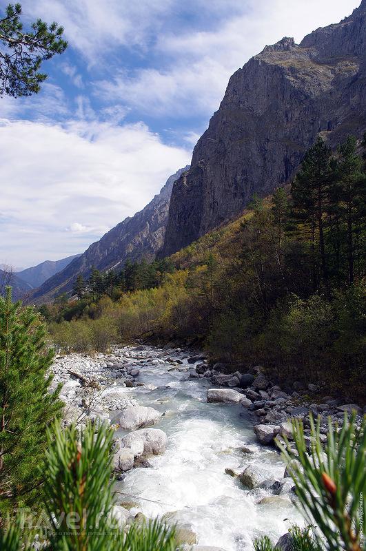 Северная Осетия. Цей / Фото из России