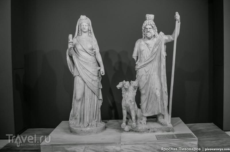 Археологический музей в Ираклионе / Греция