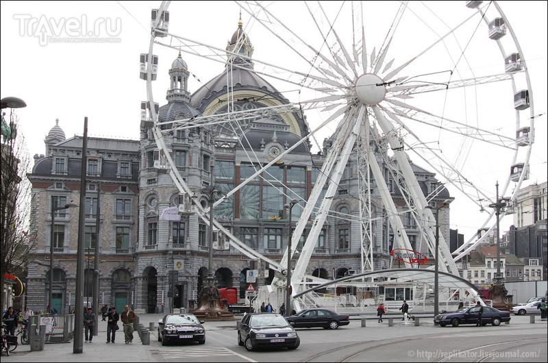 Весенний Антверпен / Бельгия
