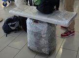 Багаж можно обмотать пленкой самостоятельно