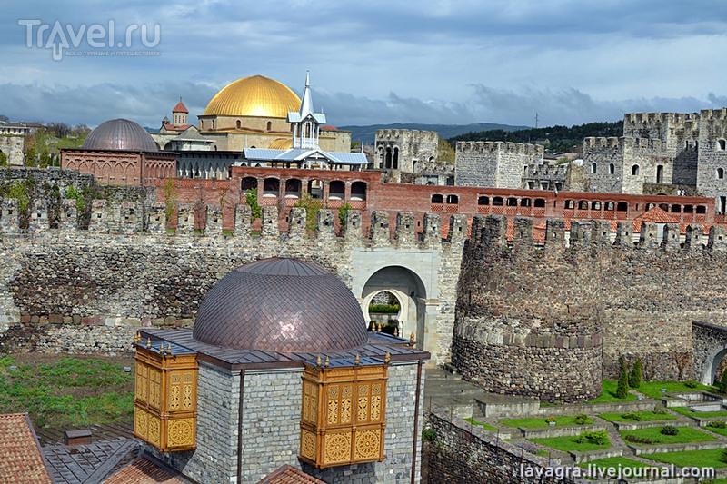 Как самая грандиозная крепость Грузии Рабат стала самой скучной достопримечательностью / Грузия