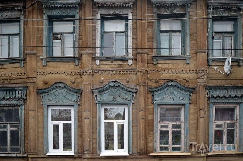 Деревянное зодчество Рязани. Прогулка с архитектором / Россия