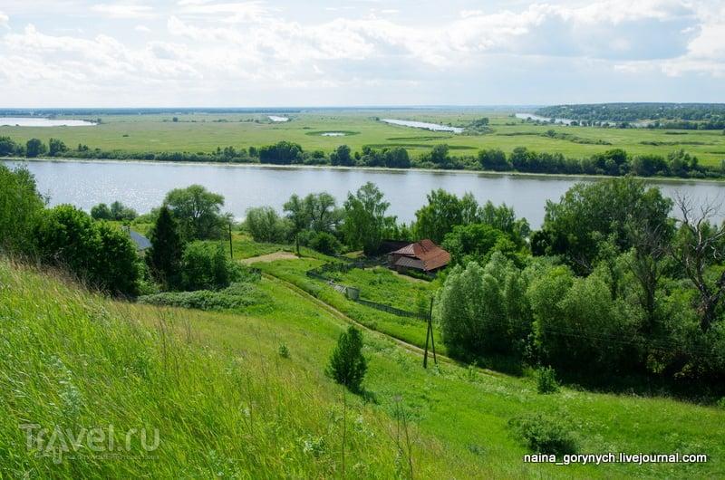 Вокруг Спасска-Рязанского / Россия