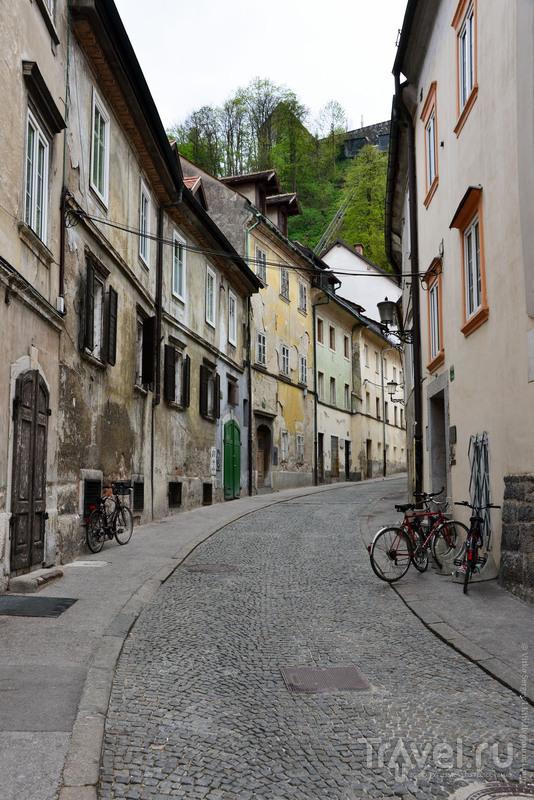 Прогулки по Любляне / Словения