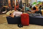 Не во всех аэропортах можно провести ночь