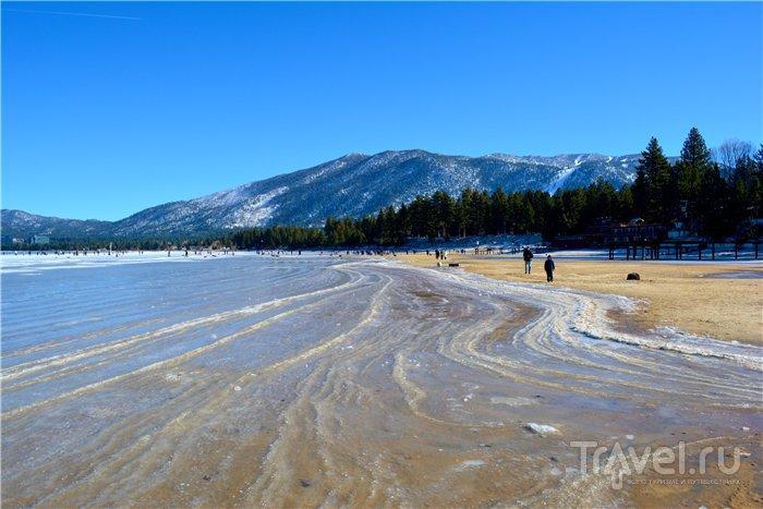 Зимнее Тахо, Калифорния / США