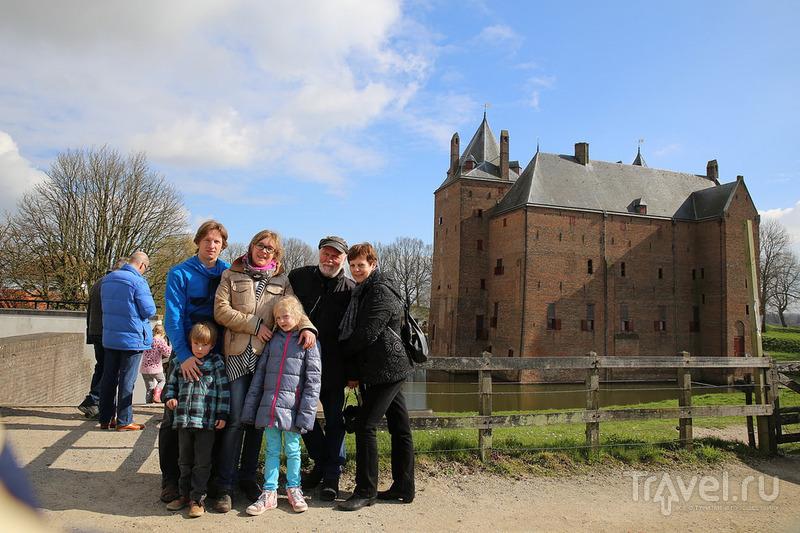 Форт и замок Лувестайн / Фото из Нидерландов