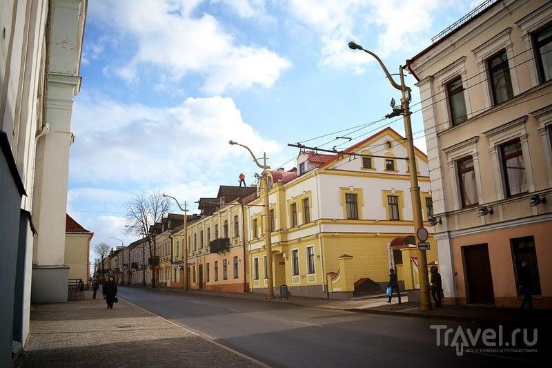 Гродно, Беларусь: по городу / Фото из Белоруссии