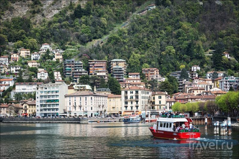 Весенний Комо / Фото из Италии