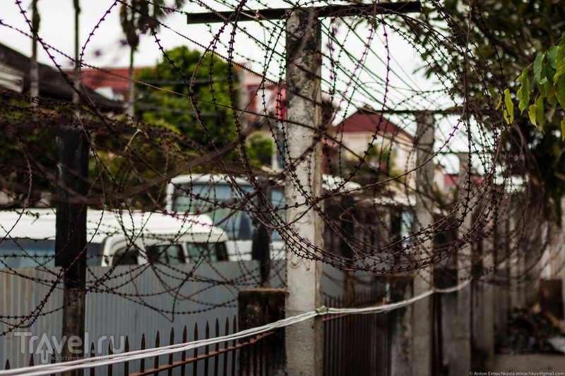 Большое Азиатское Путешествие: Камбоджа. Phnom Penh / Фото из Камбоджи