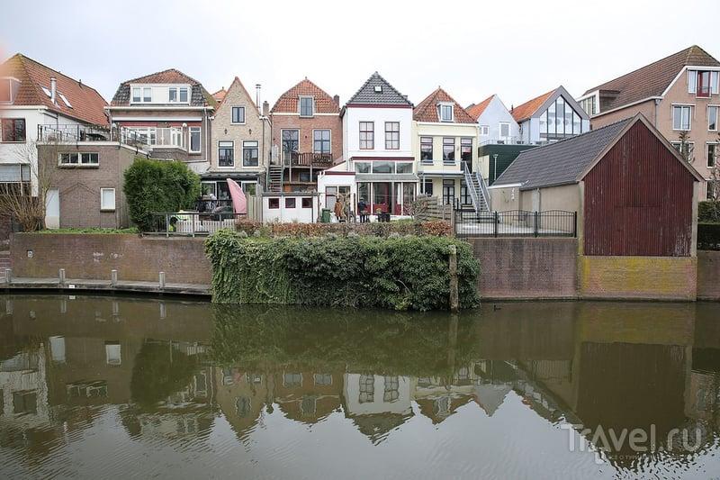 Город-бастион Горинхем. Город отражений / Нидерланды
