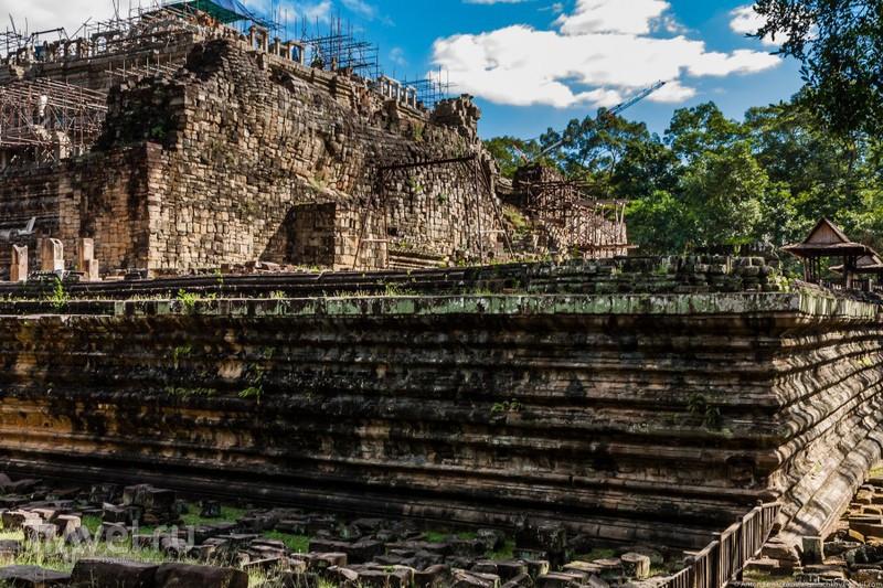 Большое Азиатское Путешествие: Камбоджа. Руины Ангкора / Фото из Камбоджи
