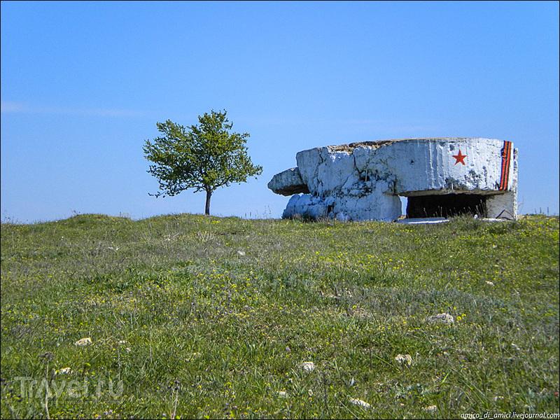 Севастополь. От Максимовой дачи до холма Каткарта / Фото из России