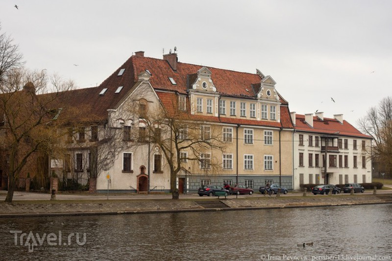 А как Вы себе представляете промышленный городок? Эльблонг. Польша / Польша