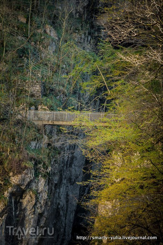 Шкоцянские пещеры / Словения