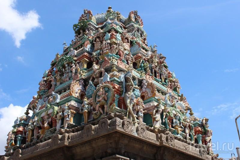 Небольшой обзор по Ченнаю (Мадрас). Столица Юга Индии / Индия