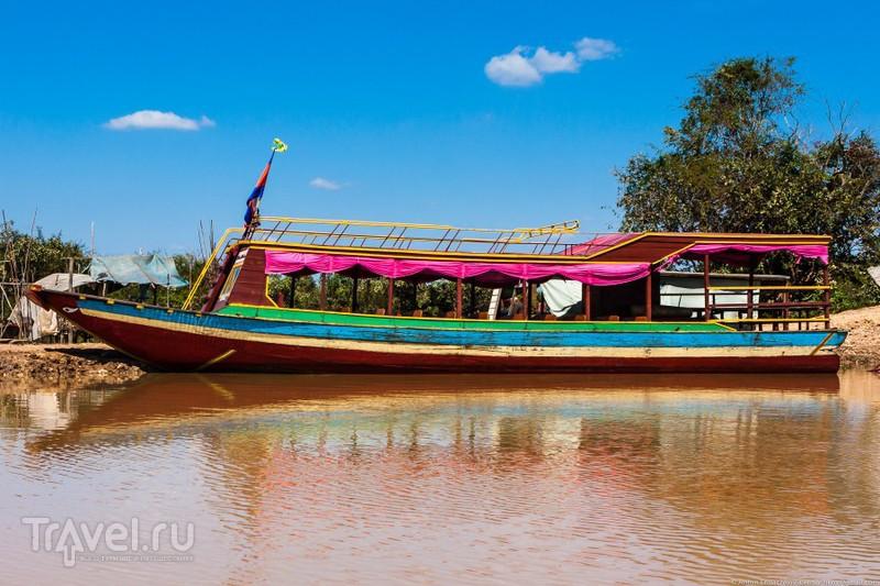 Большое Азиатское Путешествие: Камбоджа. Плавучие деревни озера Тонлесап / Фото из Камбоджи