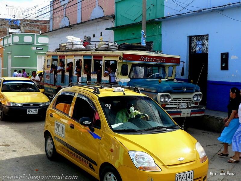 Колумбия - Con mucho gusto! Нам любые дороги дороги... / Колумбия