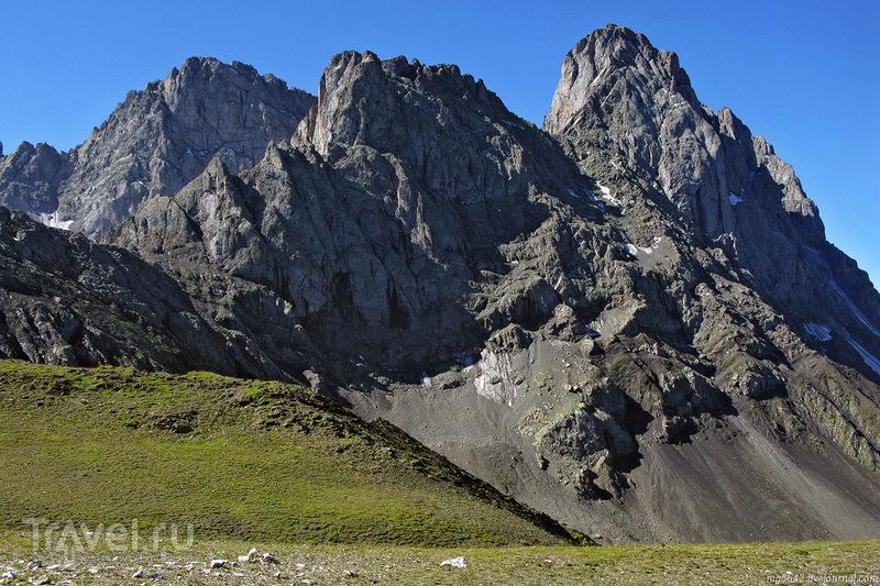 Через горы из Казбеги в Шатили. Перевал Чаухи / Фото из Грузии