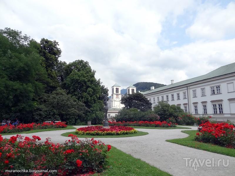 Контрасты Зальцбурга: цветочно-музыкальная атмосфера и пивоварня Штигль-Браувельт