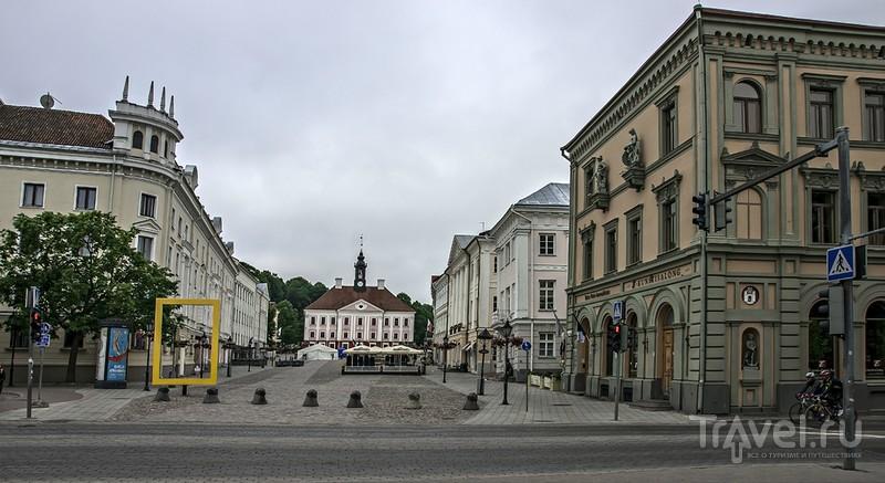 Зачем оккупанты едут в Тарту? / Эстония