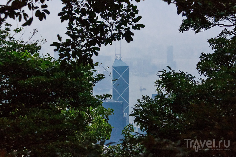Гонконг. Остров. Пик Виктория / Гонконг - Сянган (КНР)