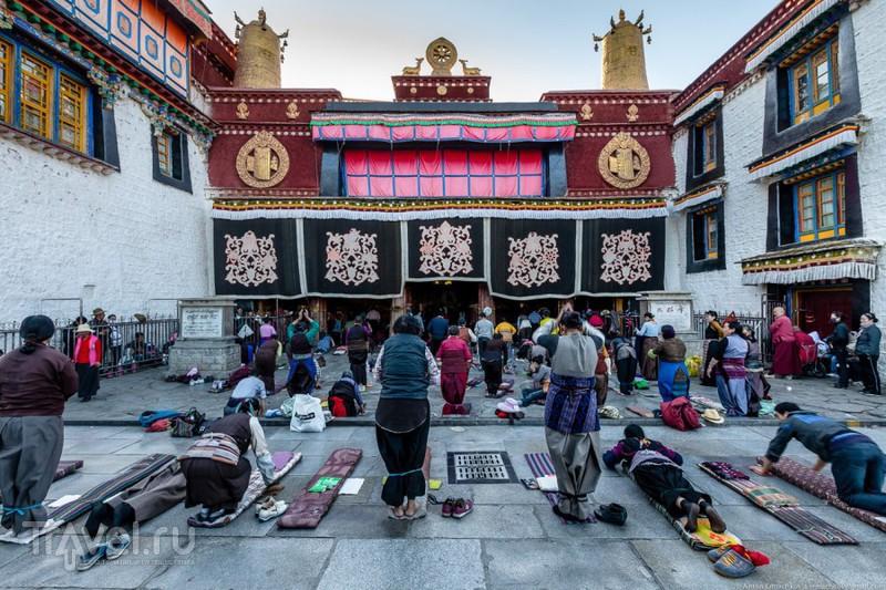 Тибетские пилигримы