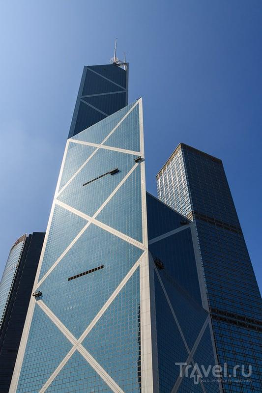 Гонконг. Остров / Фото из Гонконга