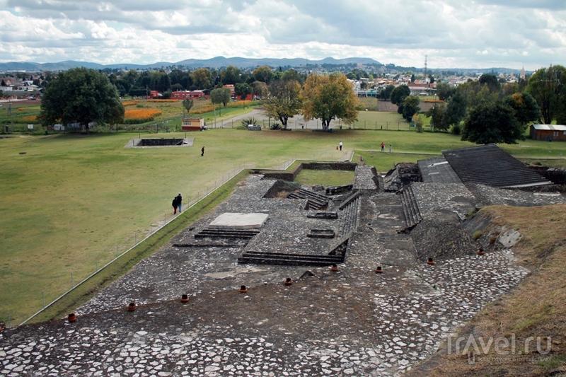 Мексика: Пуэбла - как я спустился в пирамиду и поднялся на вулкан / Мексика