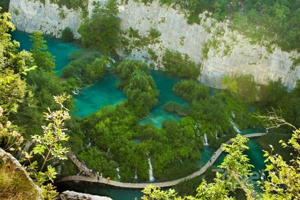 Те самые Плитвицкие озера / Хорватия