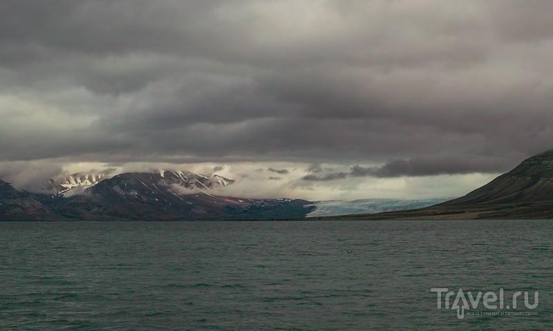 На краю земли. Шпицберген, он же Svalbard. Pyramiden / Фото со Шпицбергена
