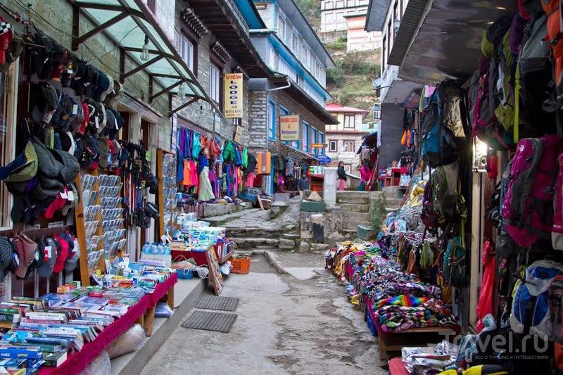 Намче-базар / Индия