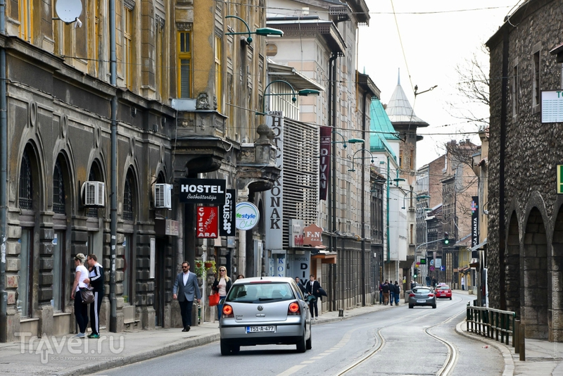 Как выглядит Сараево спустя 20 лет после войны? / Фото из Боснии и Герцеговины