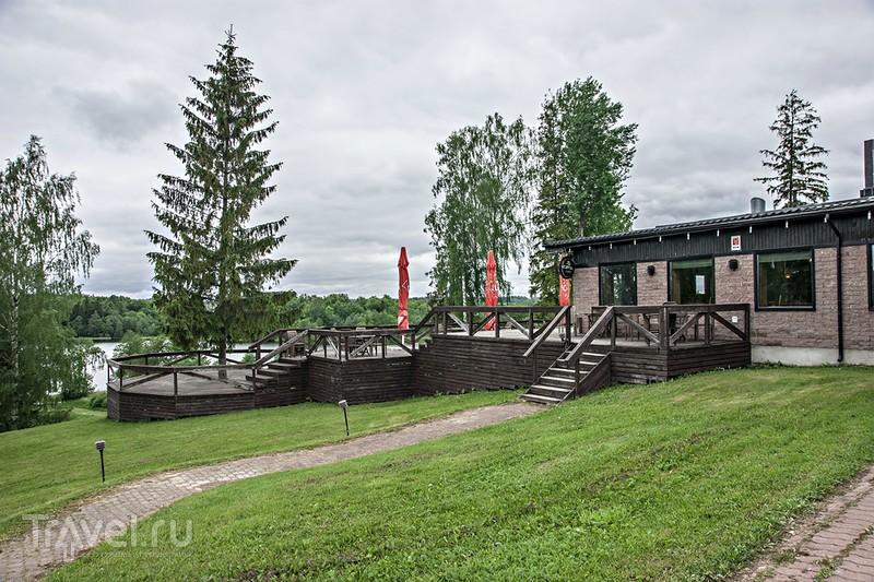 Отель около Отопя. Гостевой дом Nuustaku Pubi-Külalistemaja / Эстония