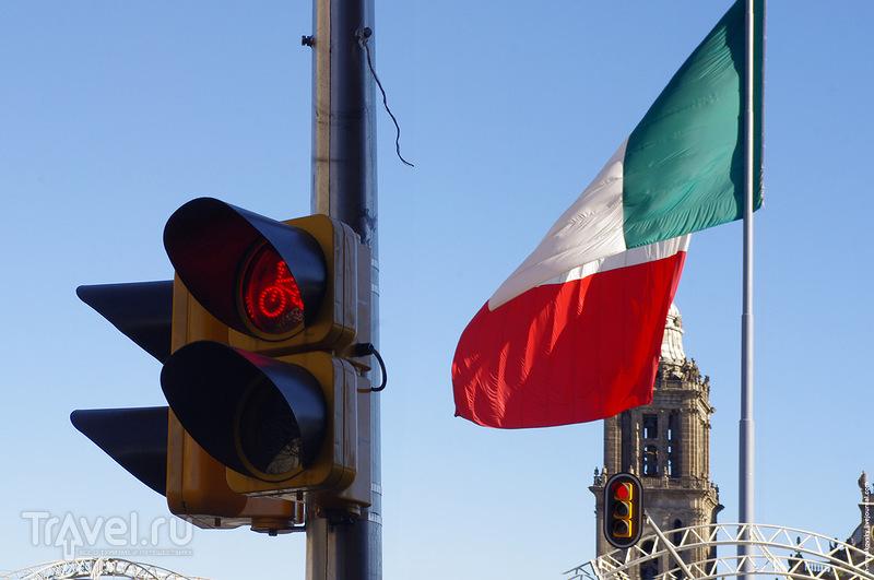 Путешествие по Мексике. Мехико / Фото из Мексики