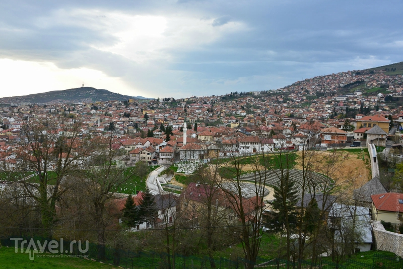 Сараево сегодня, спустя 20 лет после войны / Фото из Боснии и Герцеговины