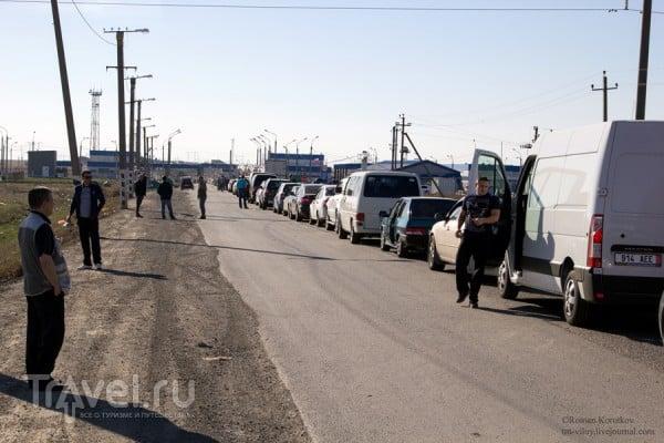 Поездка в Казахстан на автомобиле / Россия