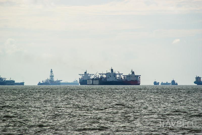 На краю земли. Мыс Пиай, самая южная точка Евразии / Фото из Малайзии