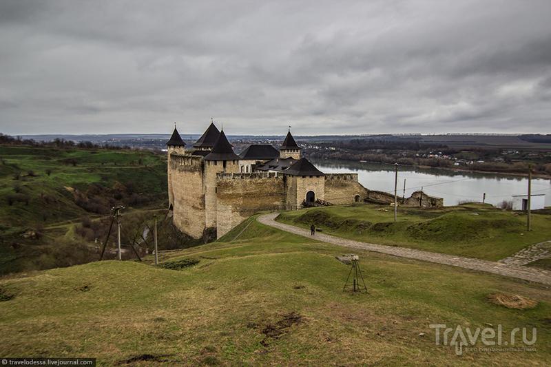 Хотинская крепость / Украина