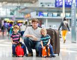 Авиапутешествие всей семьей