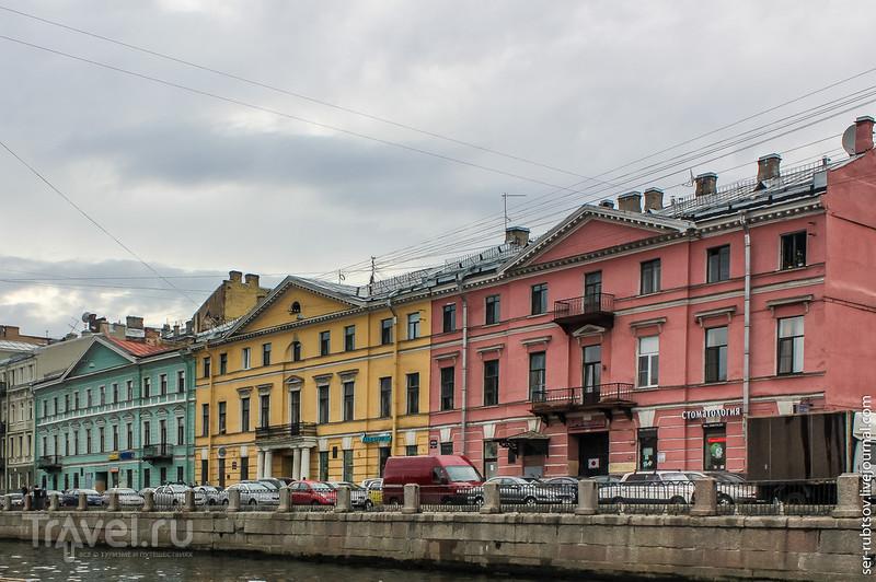 Пасмурный Питер / Россия