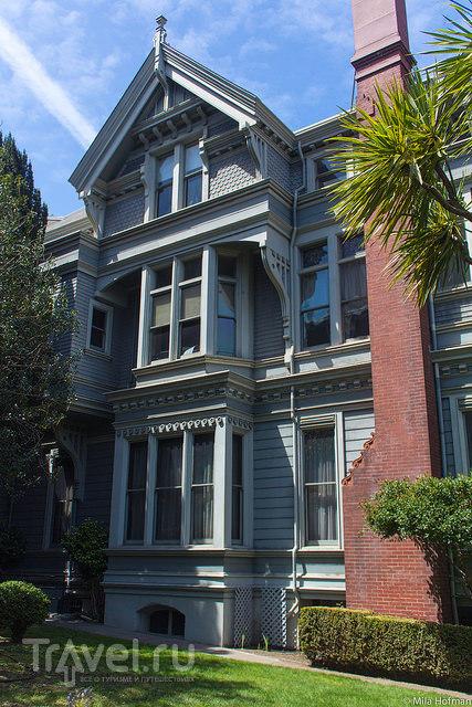 San Francisco. Pacific Heights / Фото из США