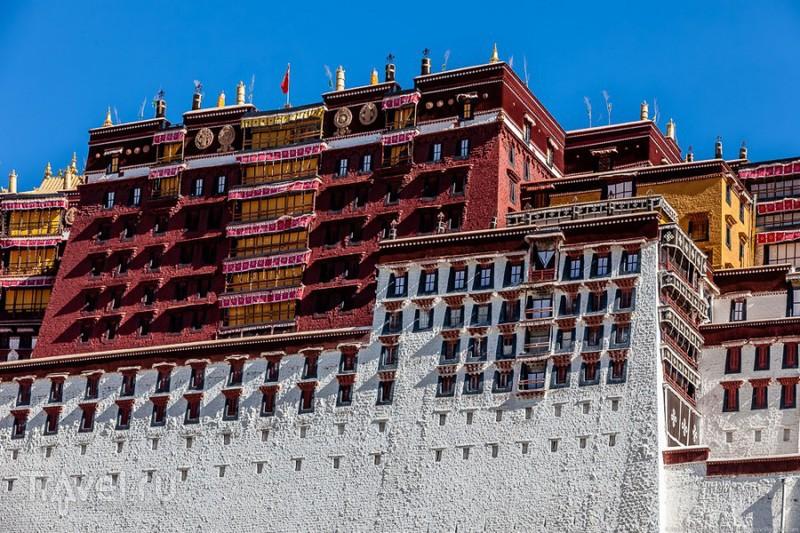 Дворец Потала / Фото из Китая