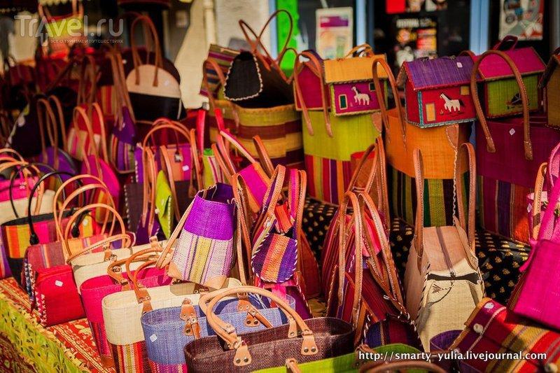Карпантра: рынок / Фото из Франции